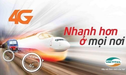 Chuyển sim 3G sang 4G chủ thuê bao nhận nhiều lợi ích